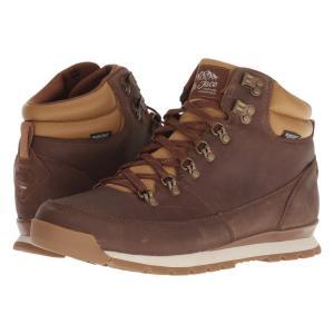ザ ノースフェイス The North Face メンズ シューズ・靴 ハイキング・登山 Back-To-Berkeley Redux Leather Dijon Brown/Tagumi Brown|fermart2-store