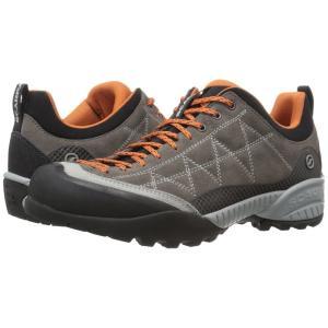 スカルパ メンズ シューズ・靴 ハイキング・登山 Zen Pro Charcoal/Tonic|fermart2-store