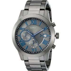 ゲス GUESS メンズ 腕時計 U0668G2 Gunmetal fermart2-store