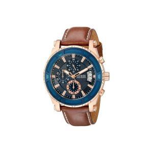 ゲス GUESS メンズ 腕時計 U0673G3 Rose Gold/Honey Brown fermart2-store