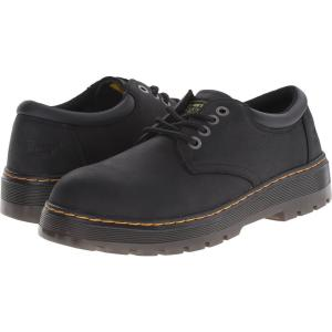 ドクターマーチン Dr. Martens Work メンズ 革靴・ビジネスシューズ シューズ・靴 Bolt ST Black Wyoming/Black PU fermart2-store