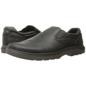 ドクターマーチン Dr. Martens Work メンズ ローファー シューズ・靴 Asset Black Pitstop fermart2-store
