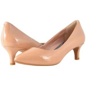 ロックポート レディース パンプス シューズ・靴 Total Motion Kalila Pump Warm Taupe Patent|fermart2-store