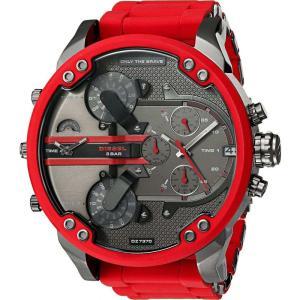 ディーゼル メンズ 腕時計 Mr. Daddy 2.0 - DZ7370 Grey|fermart2-store