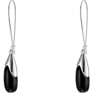 ロバート リー モーリス Robert Lee Morris レディース イヤリング・ピアス ジュエリー・アクセサリー Black Bead Long Drop Earrings Black|fermart2-store