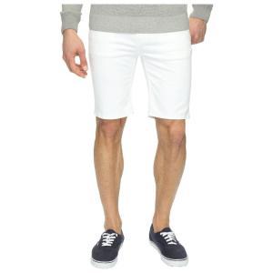 リーバイス メンズ ショートパンツ ボトムス・パンツ 511 Hemmed Shorts White Bull Denim|fermart2-store