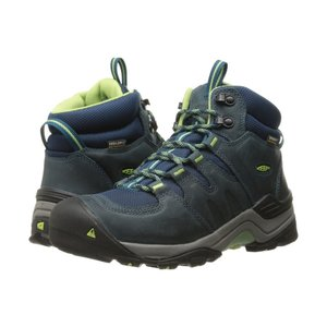 キーン レディース シューズ・靴 ハイキング・登山 Gypsum II Mid Waterproof Midnight Navy/Opaline|fermart2-store