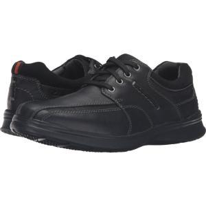 クラークス Clarks メンズ スニーカー シューズ・靴 Cotrell Walk Black Oily|fermart2-store