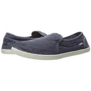 サヌーク Sanuk レディース シューズ・靴 ローファー Pair O Dice Navy|fermart2-store