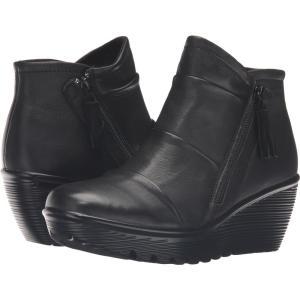 スケッチャーズ レディース ブーツ シューズ・靴 Parallel Black|fermart2-store