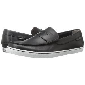 コールハーン メンズ ローファー シューズ・靴 Pinch Weekender Hand Stain Black Toledo|fermart2-store