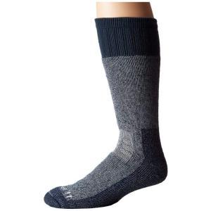 カーハート Carhartt メンズ ソックス インナー・下着 Cold Weather Boot Socks 1-Pair Pack Navy|fermart2-store