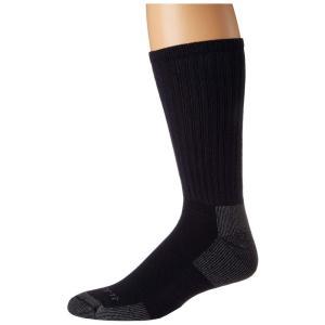 カーハート Carhartt メンズ ソックス インナー・下着 Cotton Crew Work Socks 3-Pack Navy|fermart2-store