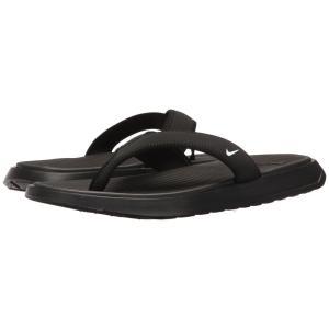 ナイキ メンズ ビーチサンダル シューズ・靴 Ultra Celso Thong Black/White/Black|fermart2-store