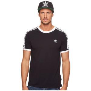 アディダス メンズ Tシャツ トップス California 2.0 Tee Black/White|fermart2-store