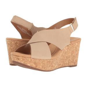 クラークス Clarks レディース シューズ・靴 サンダル Annadel Eirwyn Sand|fermart2-store