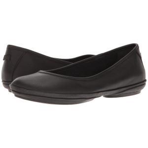 カンペール Camper レディース シューズ・靴 フラット Right Nina - K200387 Black|fermart2-store