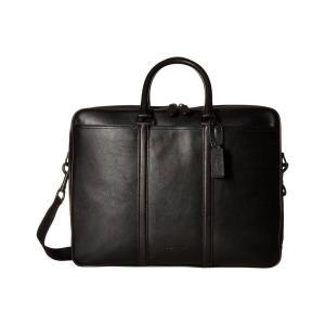コーチ メンズ パソコンバッグ バッグ Metropolitan Commuter QB/Black|fermart2-store