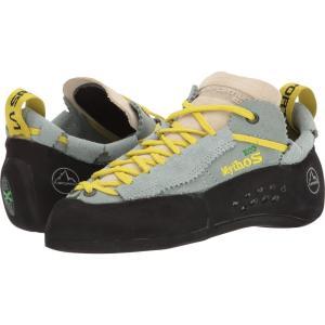 ラスポルティバ レディース シューズ・靴 クライミング Mythos Eco Greenbay|fermart2-store
