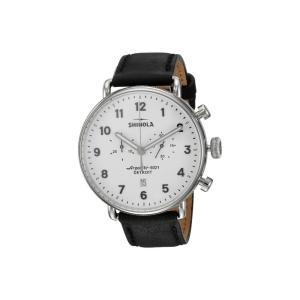 シャイノーラ メンズ 腕時計 The Canfield 43mm - 20001941 White/Black|fermart2-store