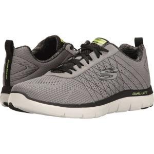 スケッチャーズ SKECHERS メンズ シューズ・靴 スニーカー Flex Advantage 2.0 The Happs Light Gray/Black|fermart2-store