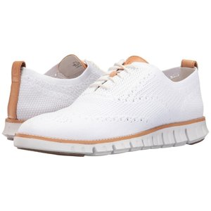 コールハーン Cole Haan メンズ シューズ・靴 スニーカー Zerogrand Stitchlite Oxford Optic White/White|fermart2-store