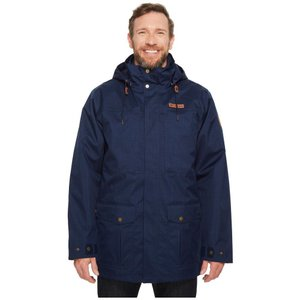 コロンビア メンズ ダウンジャケット アウター Big & Tall Horizons Pine Interchange Jacket Collegiate Navy/Collegiate Navy|fermart2-store
