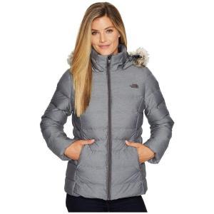 ザ ノースフェイス レディース ダウンジャケット アウター Gotham Jacket II TNF Medium Grey Heather|fermart2-store