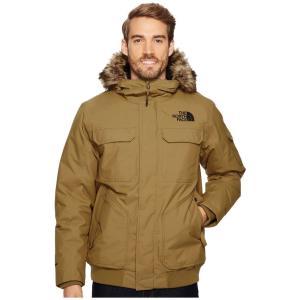 ザ ノースフェイス The North Face メンズ ダウン・中綿ジャケット アウター Gotham Jacket III British Khaki (Prior Season)|fermart2-store
