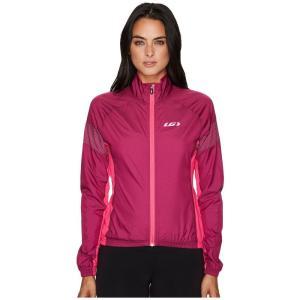 ルイスガーナー レディース アウター 自転車 Modesto 3 Cycling Jacket Magenta Purple|fermart2-store