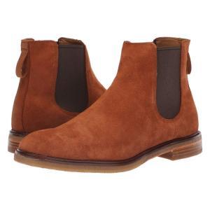 クラークス Clarks メンズ ブーツ シューズ・靴 Clarkdale Gobi Dark Tan Suede fermart2-store