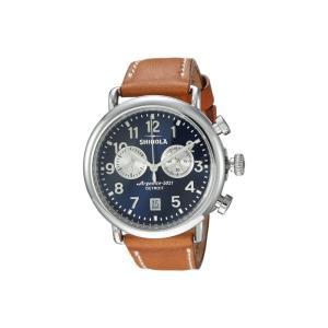 シャイノーラ メンズ 腕時計 The Runwell 41mm - 20044131 Tan Beaumont|fermart2-store
