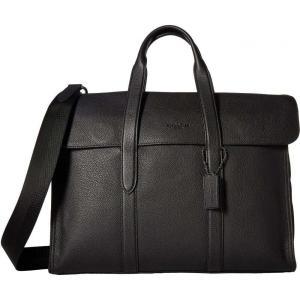 コーチ COACH メンズ ビジネスバッグ・ブリーフケース バッグ Metropolitan Portfolio QB/Black|fermart2-store