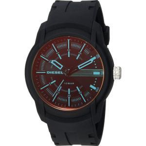 ディーゼル Diesel メンズ 腕時計 Armbar - DZ1819 Black|fermart2-store