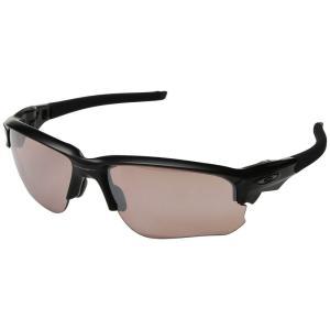 オークリー Oakley メンズ スポーツサングラス Flak Draft Matte Black w/ Prizm Dark Golf fermart2-store