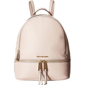 マイケル コース レディース バックパック・リュック バッグ Rhea Zip Medium Backpack Soft Pink fermart2-store