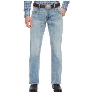 ラングラー メンズ ジーンズ・デニム ボトムス・パンツ Retro Slim Boot Bearcreek|fermart2-store