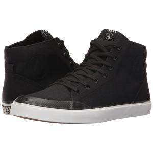 ボルコム メンズ スニーカー シューズ・靴 Hi Fi Black|fermart2-store