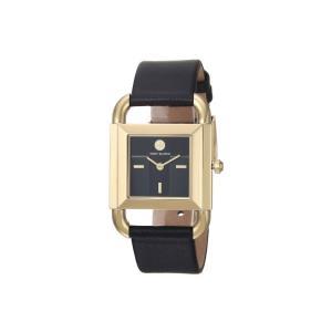 トリー バーチ レディース 腕時計 Phipps - TBW7202 Black fermart2-store