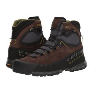 ラスポルティバ メンズ シューズ・靴 ハイキング・登山 TX5 GTX Chocolate/Avocado|fermart2-store