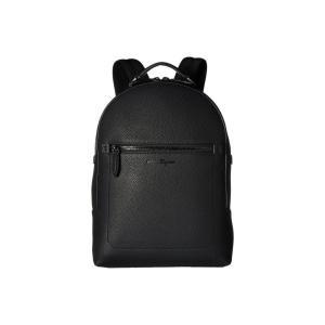 サルヴァトーレ フェラガモ レディース バックパック・リュック バッグ Firenze Black on Black Zaino - 240823 Nero|fermart2-store