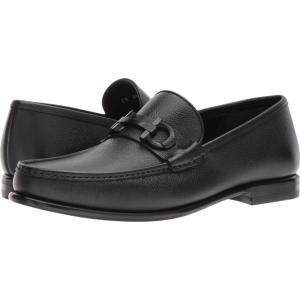サルヴァトーレ フェラガモ メンズ ローファー シューズ・靴 Crown Nero|fermart2-store