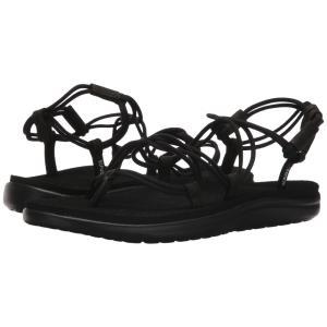 テバ レディース サンダル・ミュール シューズ・靴 Voya Infinity Black|fermart2-store
