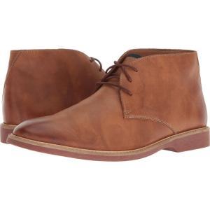 クラークス Clarks メンズ ブーツ シューズ・靴 Atticus Limit Tan Leather|fermart2-store