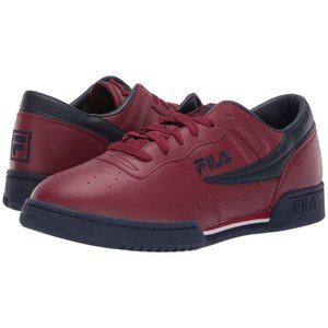 フィラ Fila メンズ スニーカー シューズ・靴 Original Fitness Biking Red/Fila Navy/White|fermart2-store