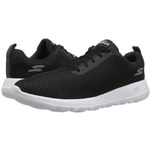 スケッチャーズ メンズ スニーカー シューズ・靴 Go Walk Max - 54601 Black/White|fermart2-store