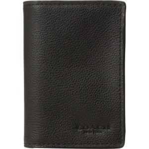 コーチ メンズ カードケース・名刺入れ Bifold Card Case Black|fermart2-store