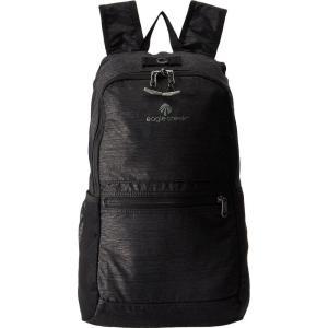 エーグルクリーク レディース バックパック・リュック バッグ Travel Essentials Packable Daypack Black|fermart2-store