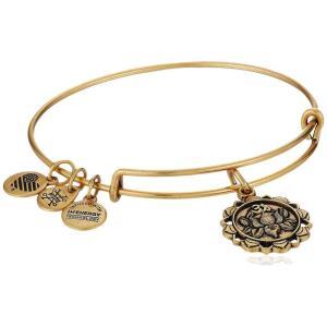 アレックス アンド アニ レディース ブレスレット ジュエリー・アクセサリー Lotus Peace Petals IV Bangle Rafaelian Gold|fermart2-store
