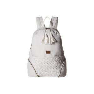 ロキシー Roxy レディース バックパック・リュック バッグ Bombora Backpack Marshmallow fermart2-store